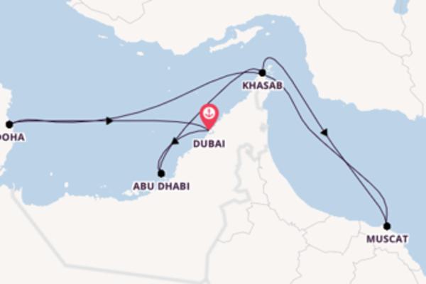 Entdecken Sie Doha ab Dubai
