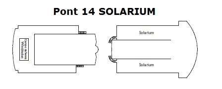 Costa Victoria Pont 14 Solarium