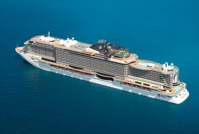 14 nachten met de MSC Seaside