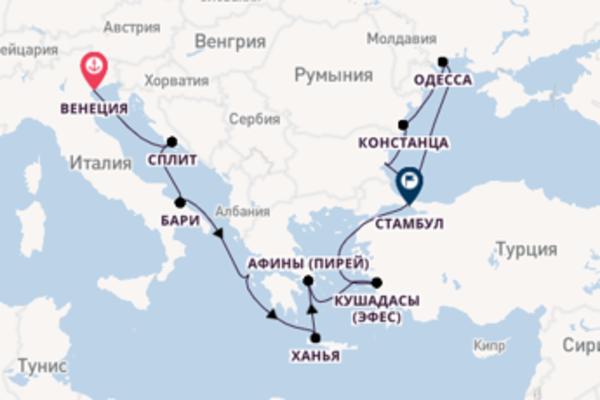 Изумительное путешествие на Seven Seas Explorer