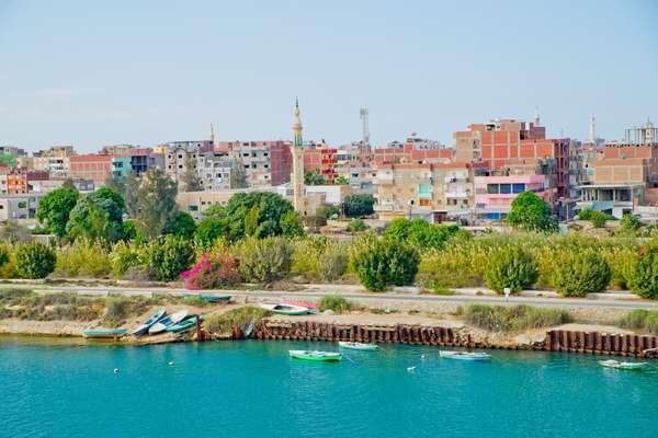 Suez, Egypte