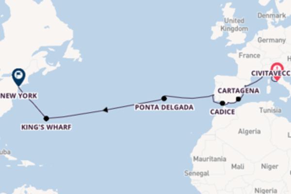 Lasciati incantare da Málaga arrivando a New York