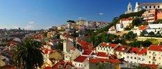 Reise über den Douro mit Lissabon