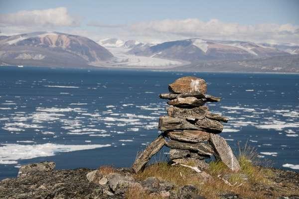 Sam Ford Fiord (Nunavut), Canada