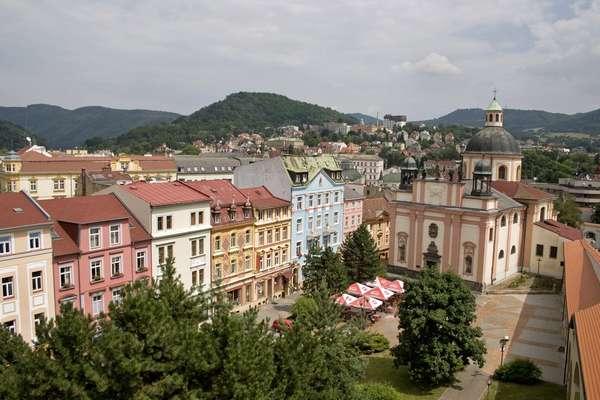 Decin, Tschechien