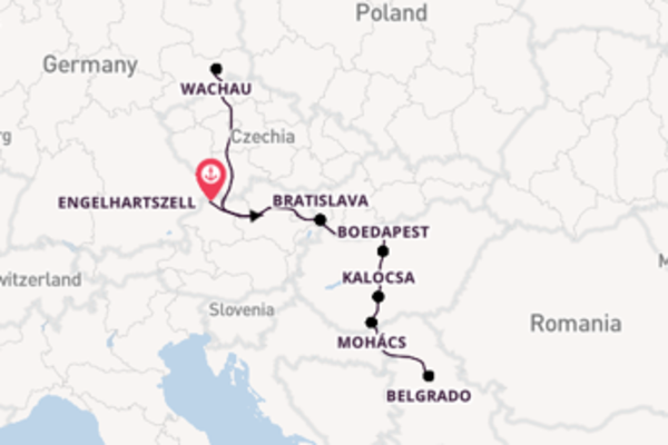 Bewonder de parels van Bratislava