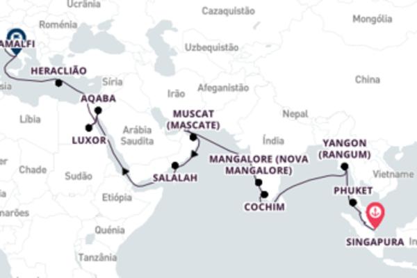 Relaxe a bordo do Nautica em 39 dias