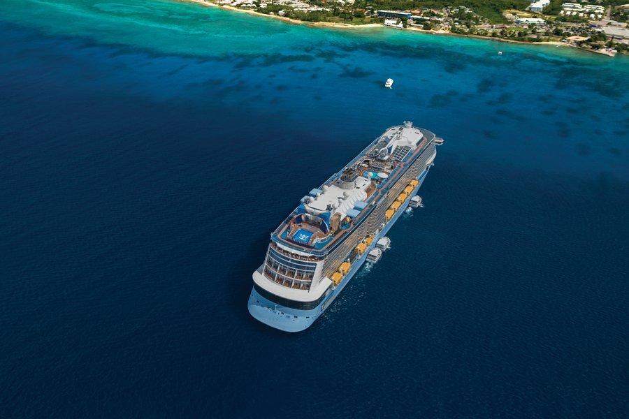 6 nachten met de Odyssey of the Seas