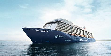 Alle TUI Cruises Angebote im Überblick