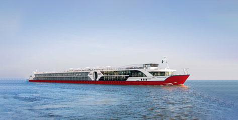 Alle Flusskreuzfahrten mit Nicko Cruises