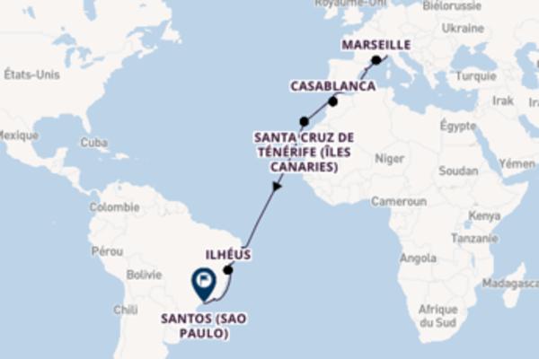Somptueuse balade pour découvrir Salvador (Bahia)