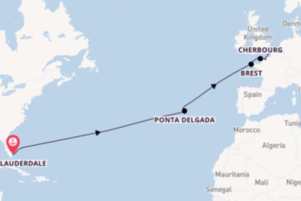 Ervaar het aantrekkelijke Ponta Delgada