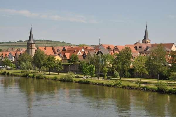 Karlstadt sur le Main, Allemagne
