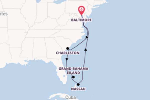 Geniet van het memorabele Port Canaveral met Royal Caribbean