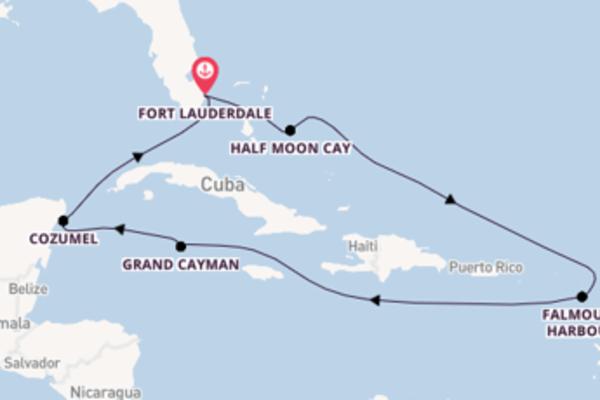 8 giorni da Fort Lauderdale
