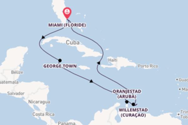 10 jours pour découvrir Kralendijk (Ile Bonaire)