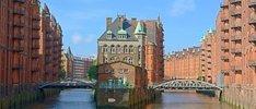 Schnupperreise Southampton - Hamburg