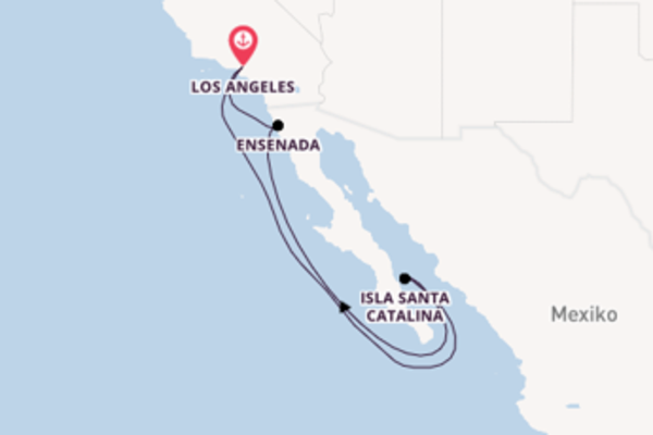 Erkunden Sie 5 Tage Catalina Island und Los Angeles