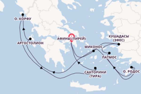 Замечательное путешествие на Norwegian Jade