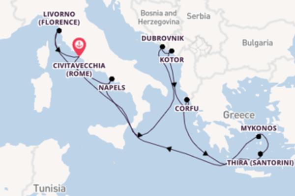 Verken het prachtige Corfu