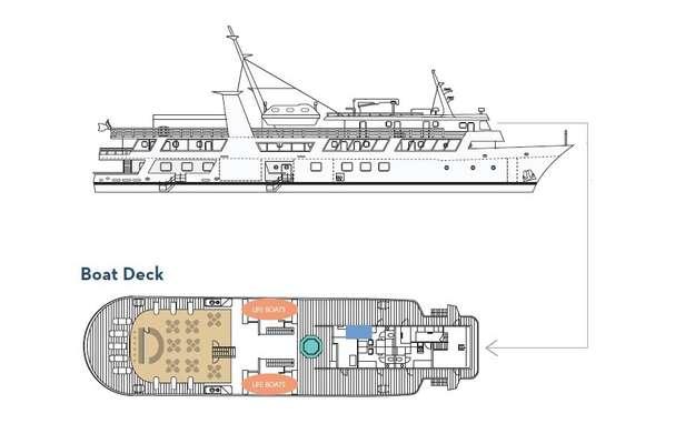Isabela II Pont Boat
