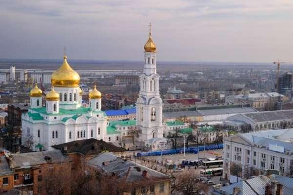 Восхитительный вояж из Ростова-на-Дону в Москву