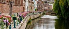 Frühling in Holland und Belgien