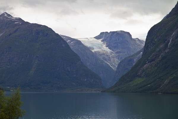 Паландербукта, Норвегия