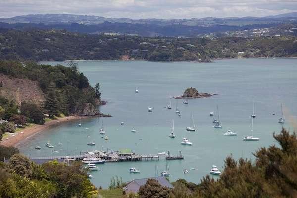 Вайтанги-Уорф (Бей-оф-Айлендс), Новая Зеландия