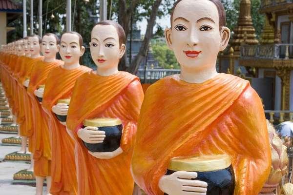 Wat Hanchey, Kambodscha