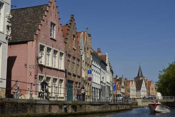 Fijn genieten in Gent en Brugge