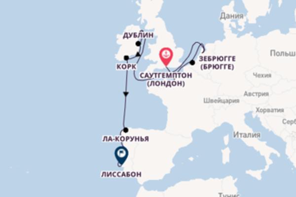 Необыкновенное путешествие на 12 дней с Norwegian Cruise Line
