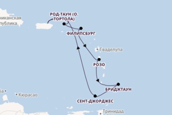 Невероятное путешествие на 8 дней с Celebrity Cruises