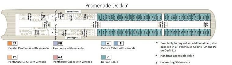 crystal serenity deck plan pdf