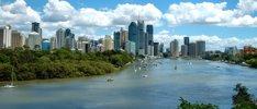 Traum ab Brisbane über Noumea