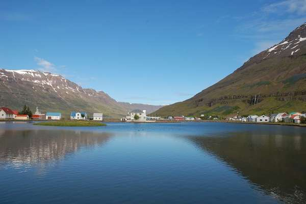 Danmarks Island, Grönland