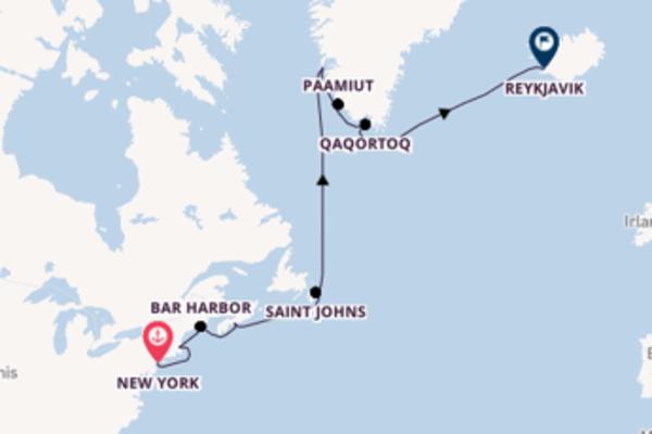 15 jours pour découvrir Qaqortoq