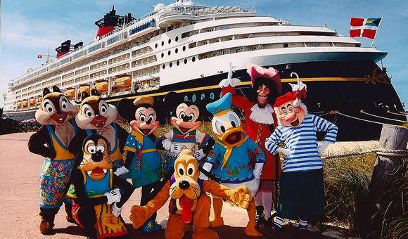 迪士尼邮轮公司1