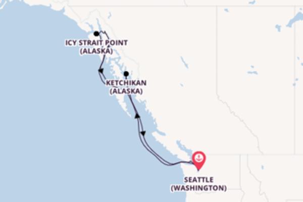 8 jours pour découvrir Ketchikan (Alaska)