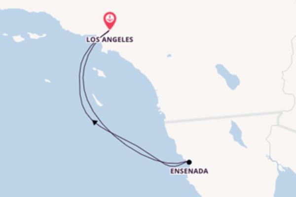 Cruise met Carnival Cruise Line naar Ensenada