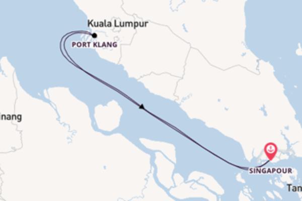 4 jours pour découvrir Port Klang