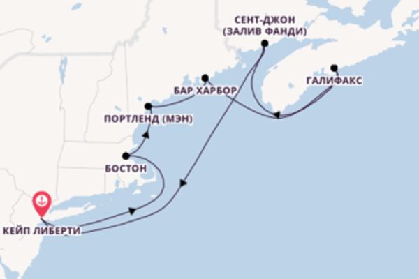 Чудесное путешествие на Freedom of the Seas