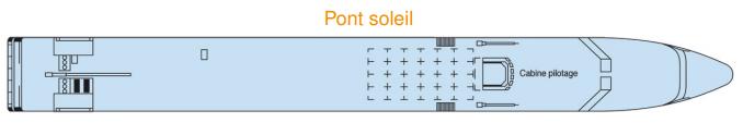 Princesse d'Aquitaine Pont Soleil