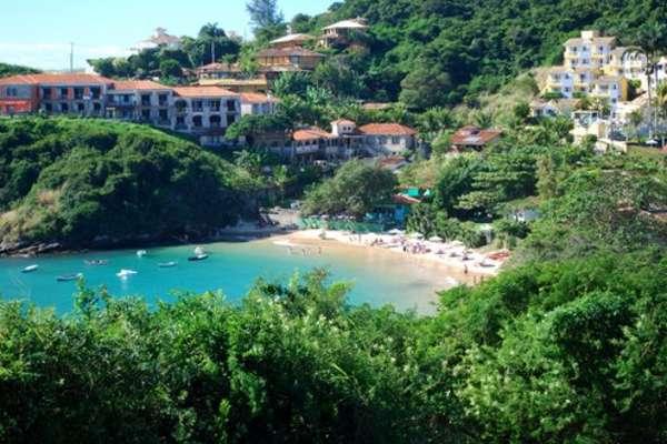 Beautiful Ilha Grande from Rio de Janeiro 31-Day Cruise