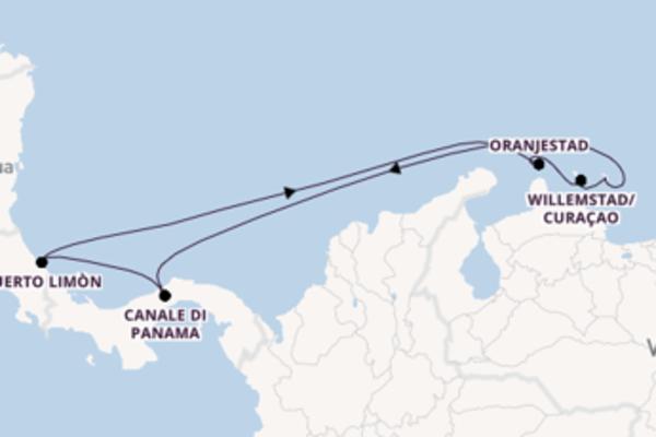 Piacevole viaggio di 9 giorni a bordo di Norwegian Jewel
