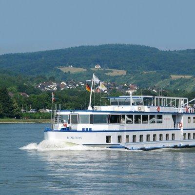 Een romantische rondvaart over de Rijn