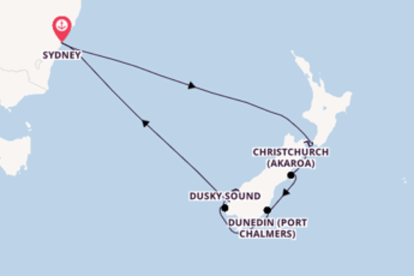 Journey with Royal Caribbean from Sydney