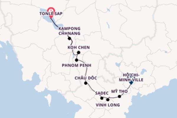 Les villes impériales d'Asie et leurs secrets