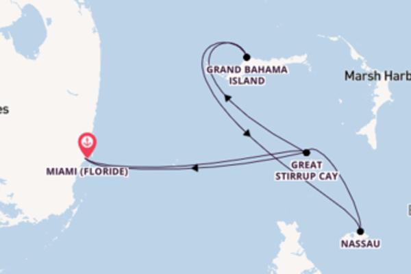 Élégante balade avec Norwegian Cruise Line