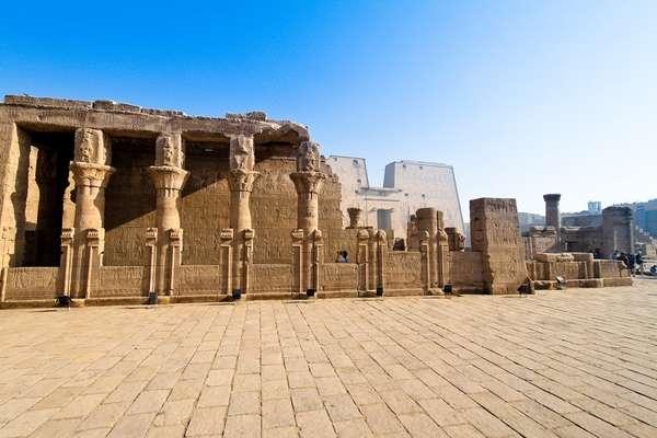 Edfou, Egypte